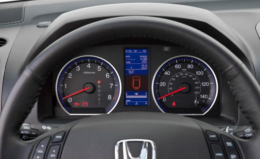 2012 Honda CR-V (spy photo) - Slide 30