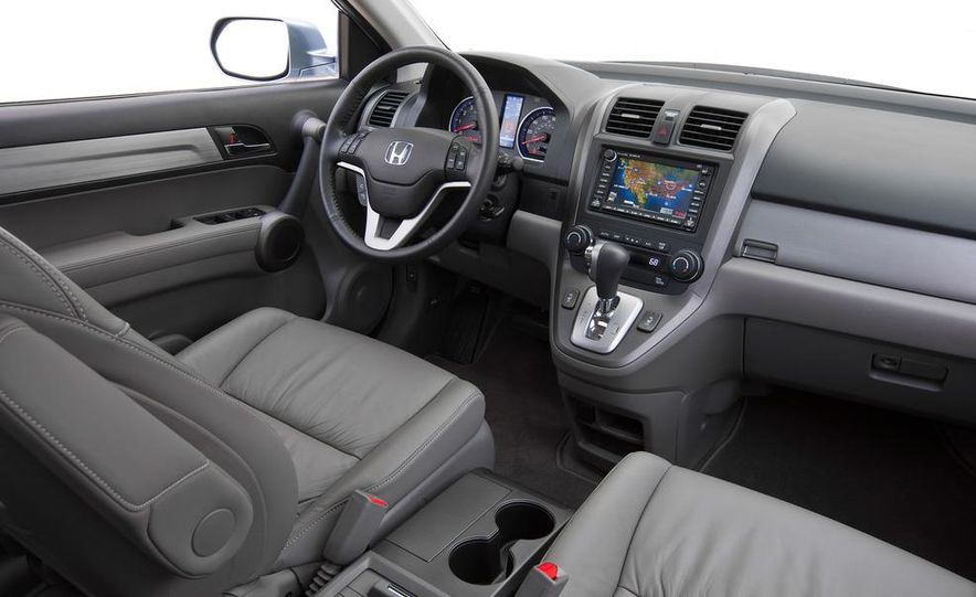 2012 Honda CR-V (spy photo) - Slide 28