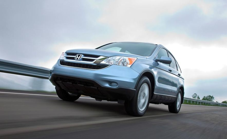 2012 Honda CR-V (spy photo) - Slide 13