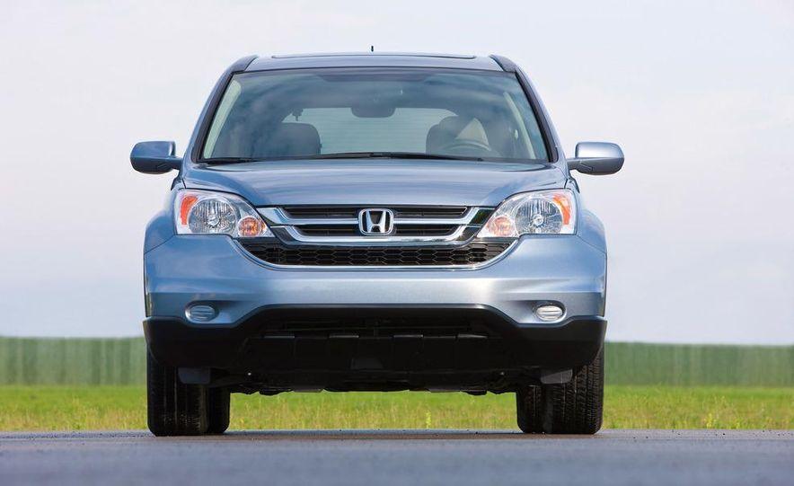 2012 Honda CR-V (spy photo) - Slide 15