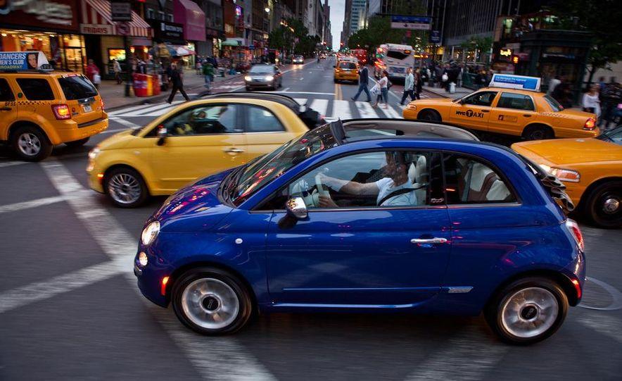 2012 Fiat 500C Cabrio - Slide 1