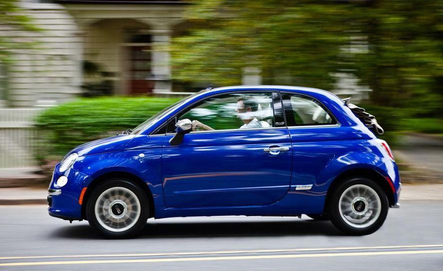 2012 Fiat 500C Cabrio - Slide 5