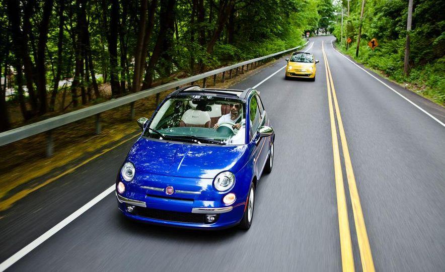 2012 Fiat 500C Cabrio - Slide 7