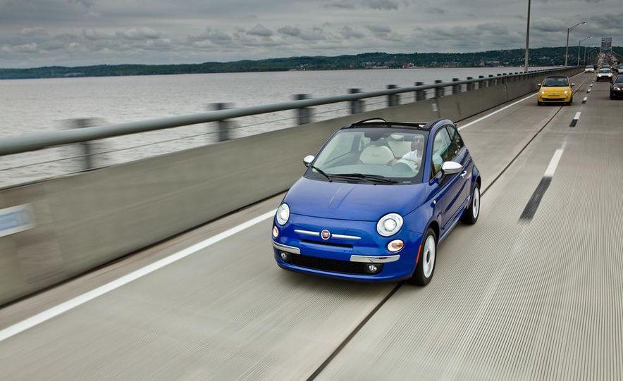 2012 Fiat 500C Cabrio - Slide 8
