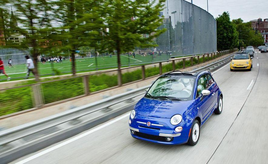 2012 Fiat 500C Cabrio - Slide 10