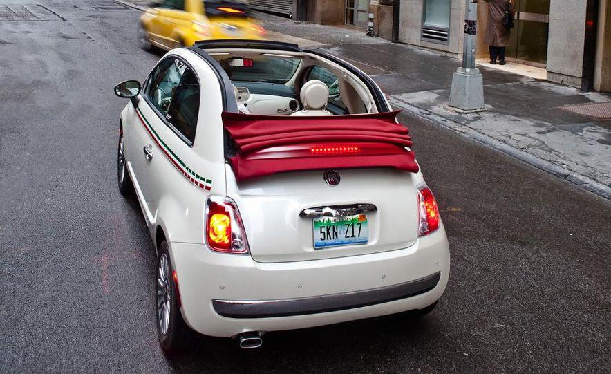 2012 Fiat 500C Cabrio - Slide 26