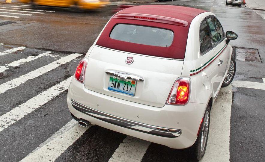 2012 Fiat 500C Cabrio - Slide 29