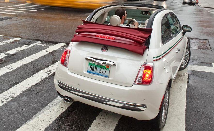 2012 Fiat 500C Cabrio - Slide 31