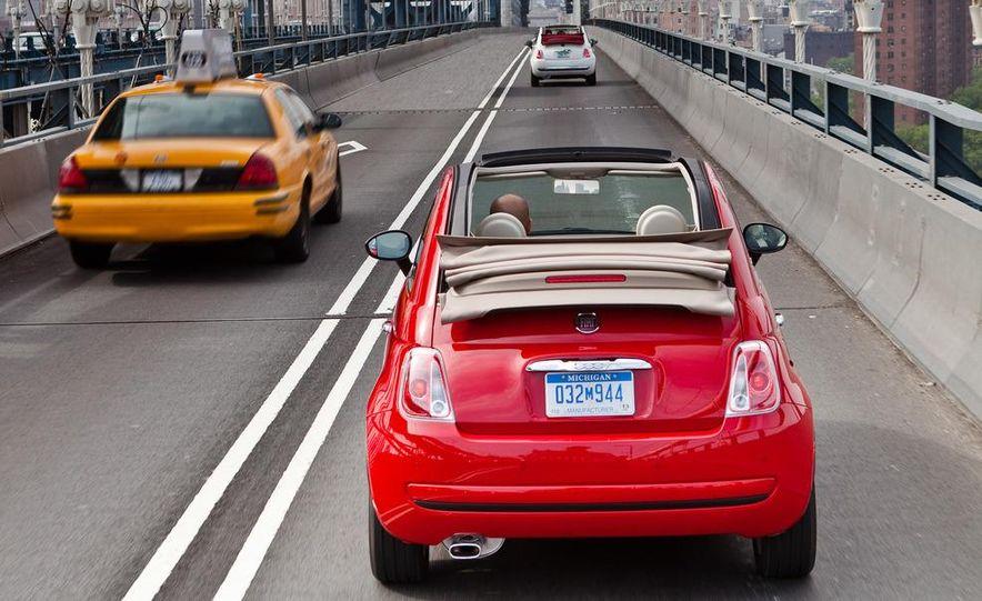 2012 Fiat 500C Cabrio - Slide 36