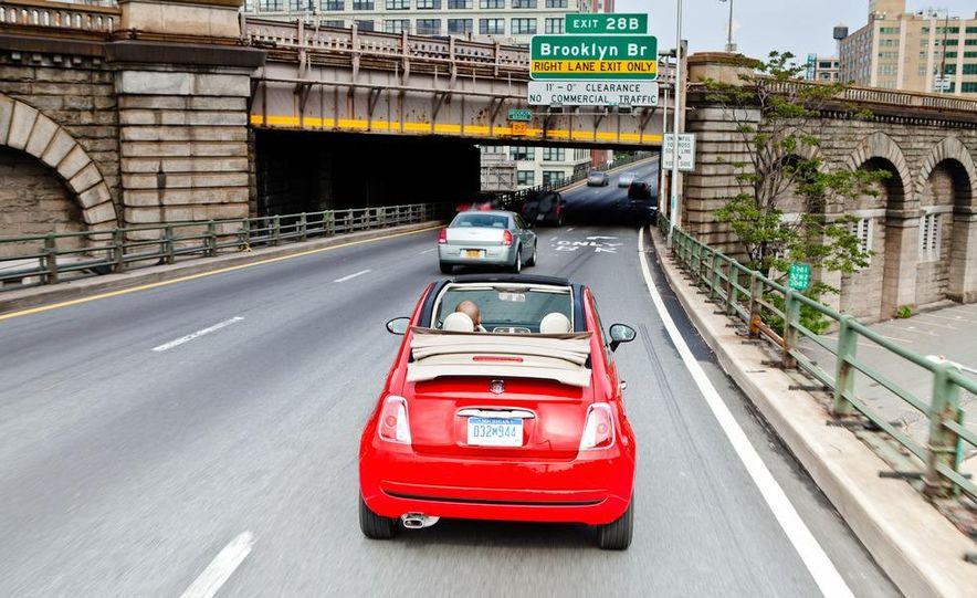 2012 Fiat 500C Cabrio - Slide 38