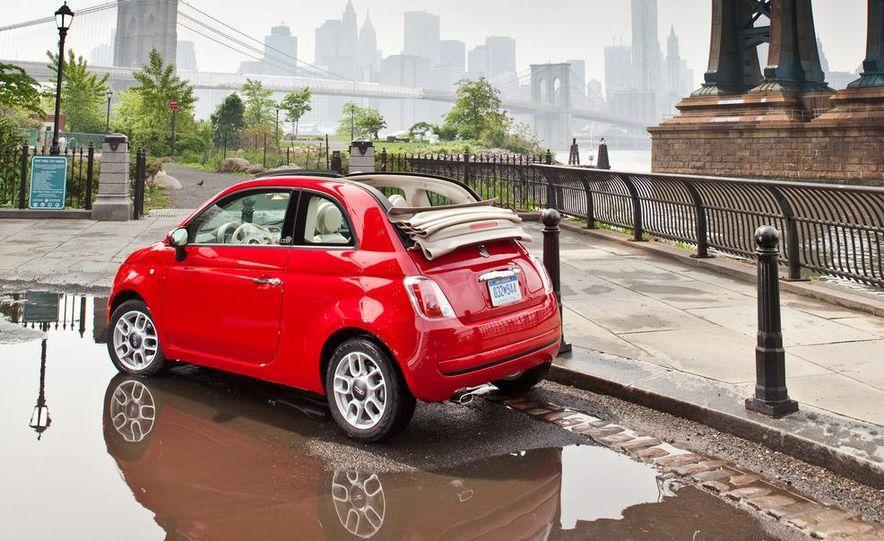 2012 Fiat 500C Cabrio - Slide 40