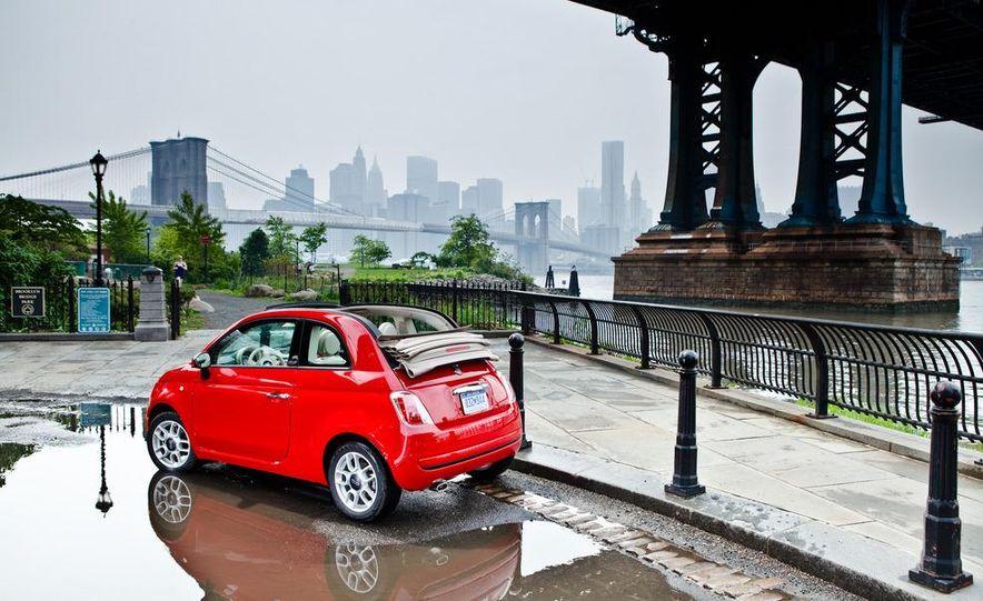2012 Fiat 500C Cabrio - Slide 41