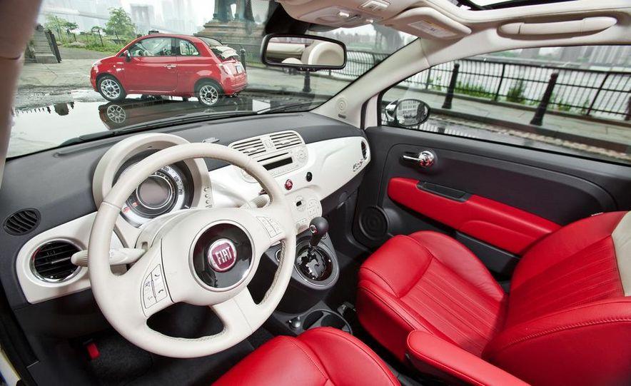 2012 Fiat 500C Cabrio - Slide 44