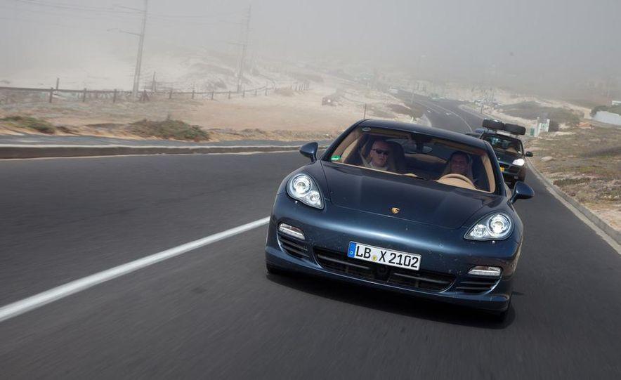 2012 Porsche Panamera S hybrid - Slide 7