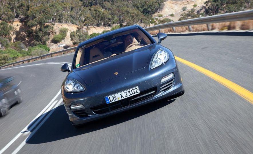 2012 Porsche Panamera S hybrid - Slide 8