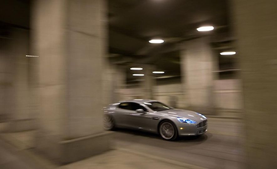 2013 Aston Martin Rapide S (spy photo) - Slide 10
