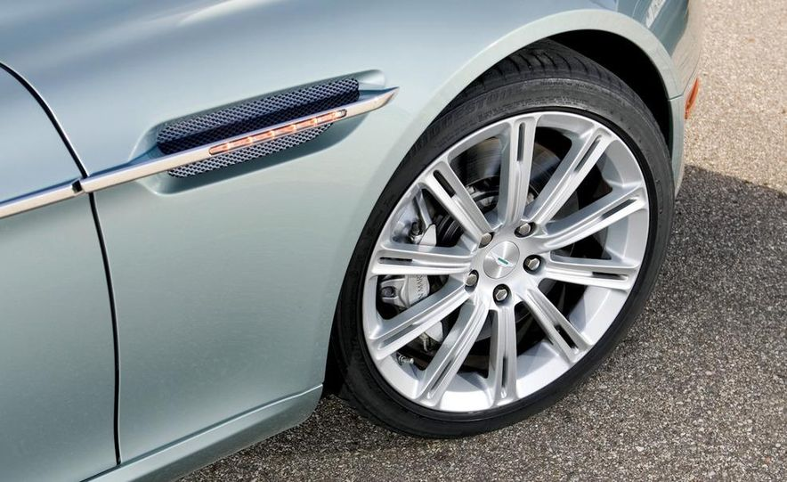 2013 Aston Martin Rapide S (spy photo) - Slide 22