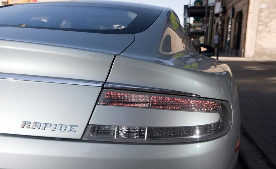 2013 Aston Martin Rapide S (spy photo) - Slide 21