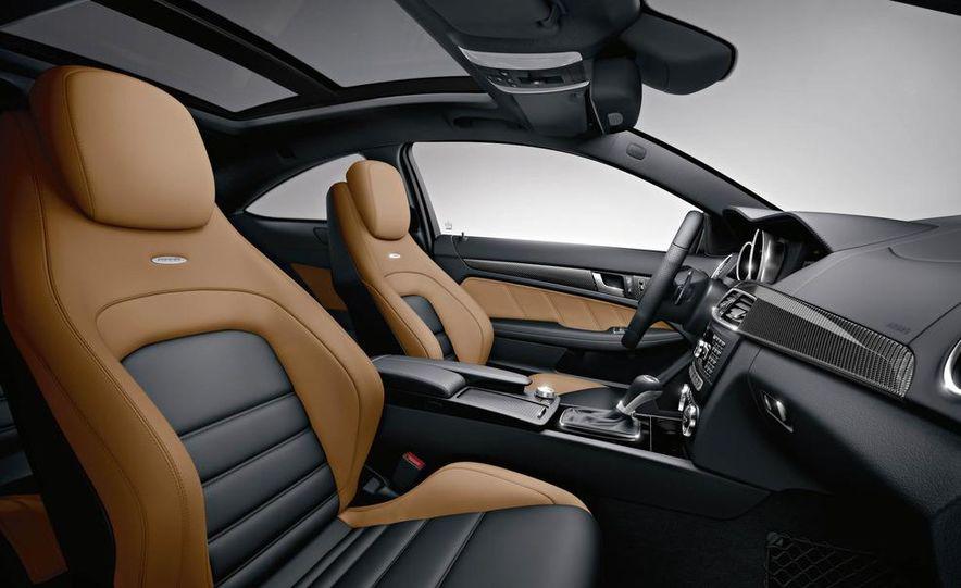 2012 Mercedes-Benz C63 AMG coupe - Slide 46