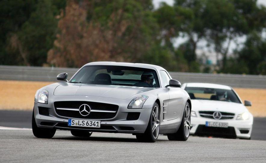 2012 Mercedes-Benz C63 AMG coupe - Slide 20