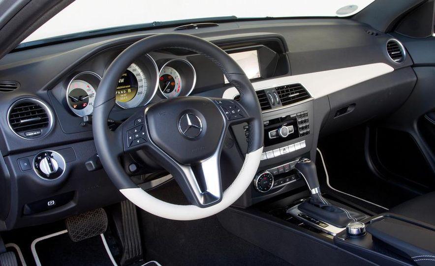 2012 Mercedes-Benz C350 coupe - Slide 28