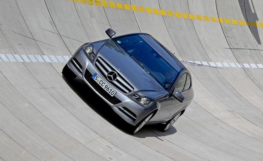 2012 Mercedes-Benz C350 coupe - Slide 14