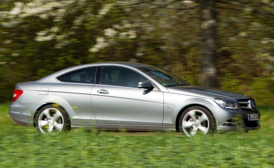 2012 Mercedes-Benz C350 coupe - Slide 23