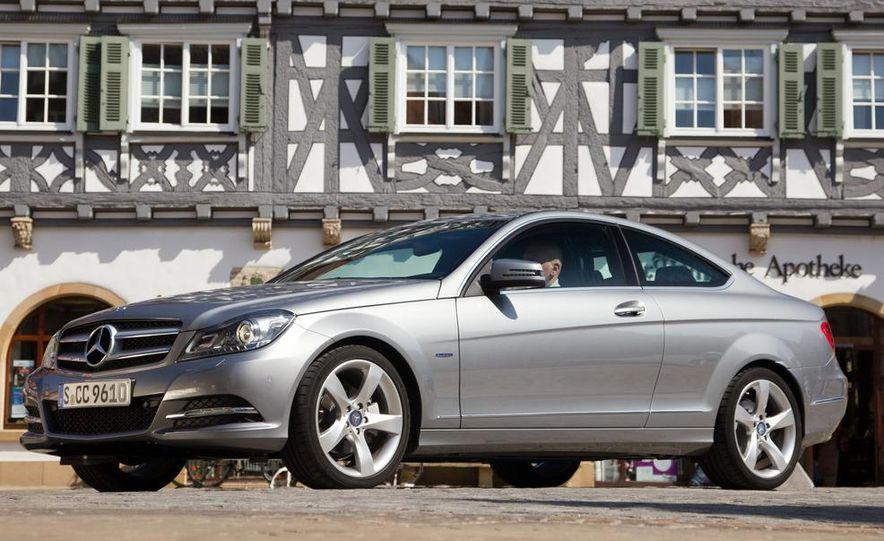 2012 Mercedes-Benz C350 coupe - Slide 25