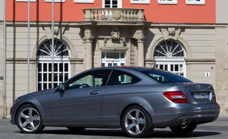 2012 Mercedes-Benz C350 coupe - Slide 26