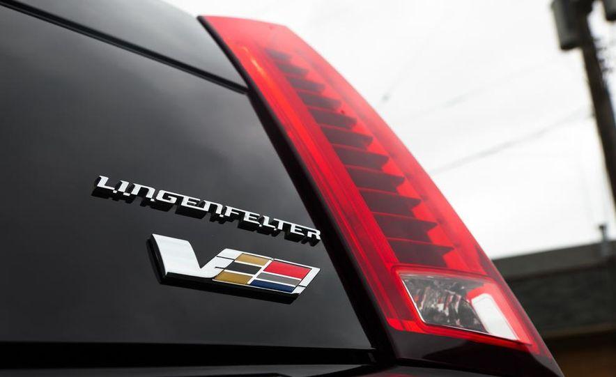 2011 Lingenfelter Cadillac CTS-V coupe - Slide 14