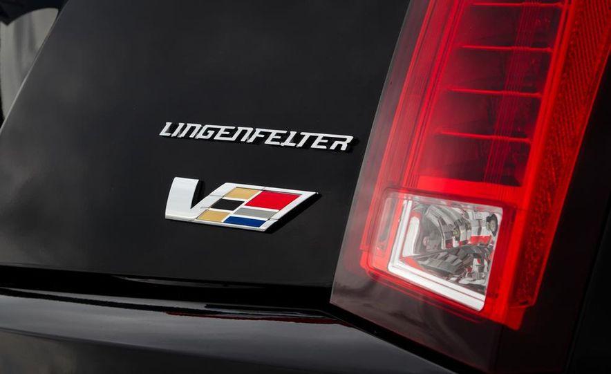 2011 Lingenfelter Cadillac CTS-V coupe - Slide 15