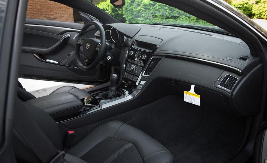 2011 Lingenfelter Cadillac CTS-V coupe - Slide 16