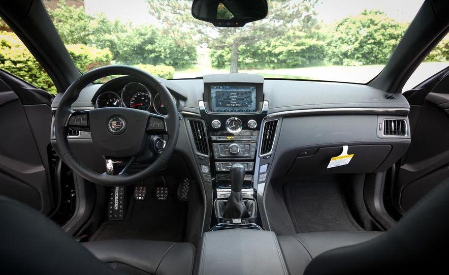 2011 Lingenfelter Cadillac CTS-V coupe - Slide 17
