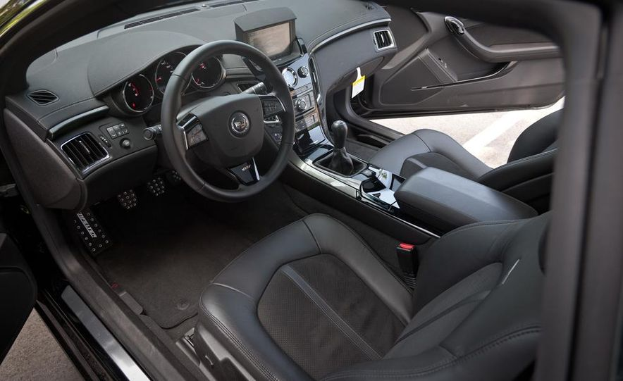 2011 Lingenfelter Cadillac CTS-V coupe - Slide 18