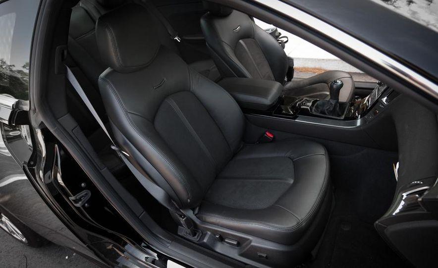 2011 Lingenfelter Cadillac CTS-V coupe - Slide 19