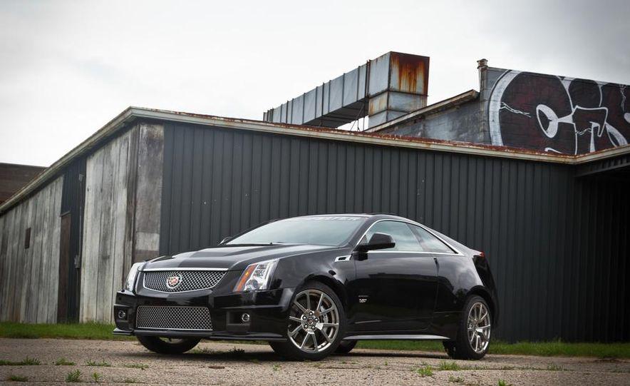 2011 Lingenfelter Cadillac CTS-V coupe - Slide 1