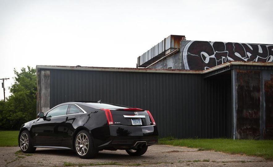 2011 Lingenfelter Cadillac CTS-V coupe - Slide 2