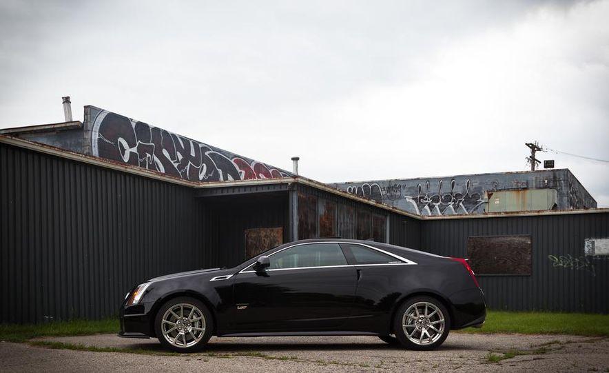 2011 Lingenfelter Cadillac CTS-V coupe - Slide 3
