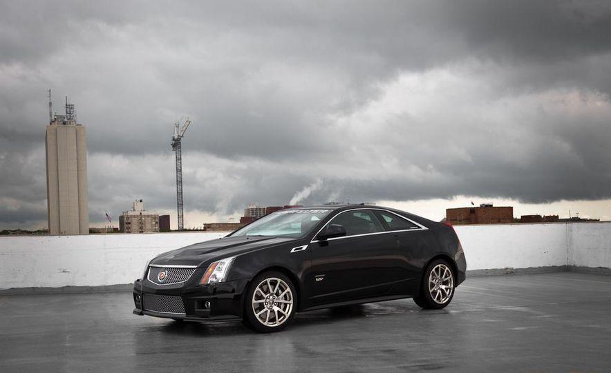 2011 Lingenfelter Cadillac CTS-V coupe - Slide 5