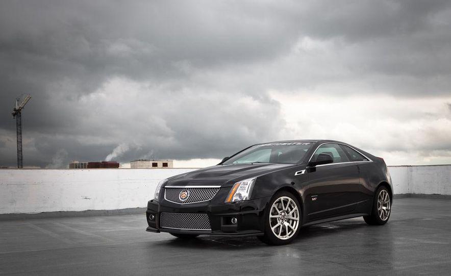 2011 Lingenfelter Cadillac CTS-V coupe - Slide 6
