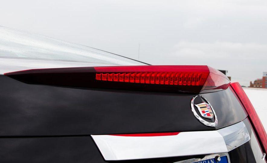 2011 Lingenfelter Cadillac CTS-V coupe - Slide 11