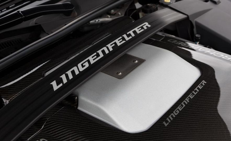 2011 Lingenfelter Cadillac CTS-V coupe - Slide 24