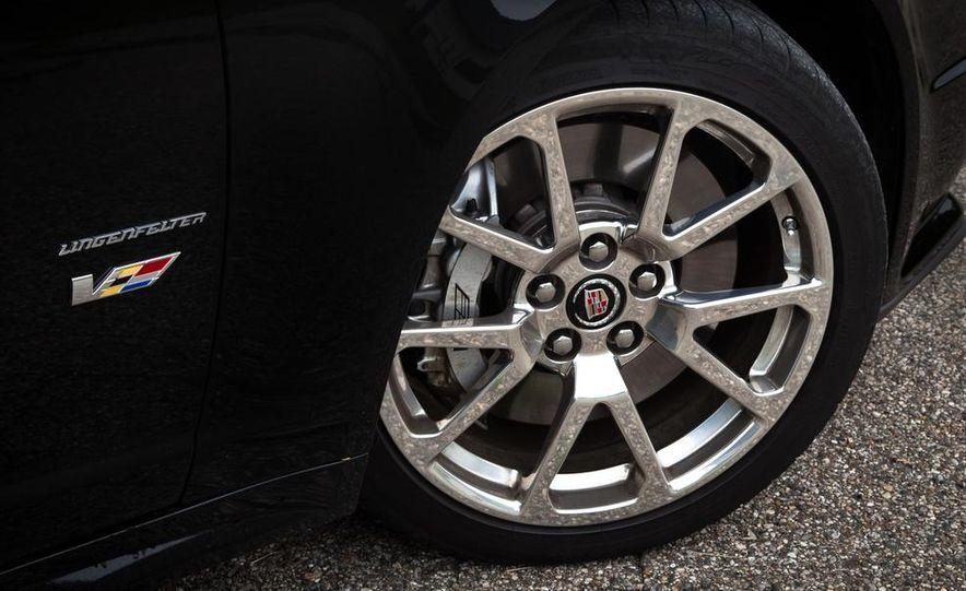 2011 Lingenfelter Cadillac CTS-V coupe - Slide 12