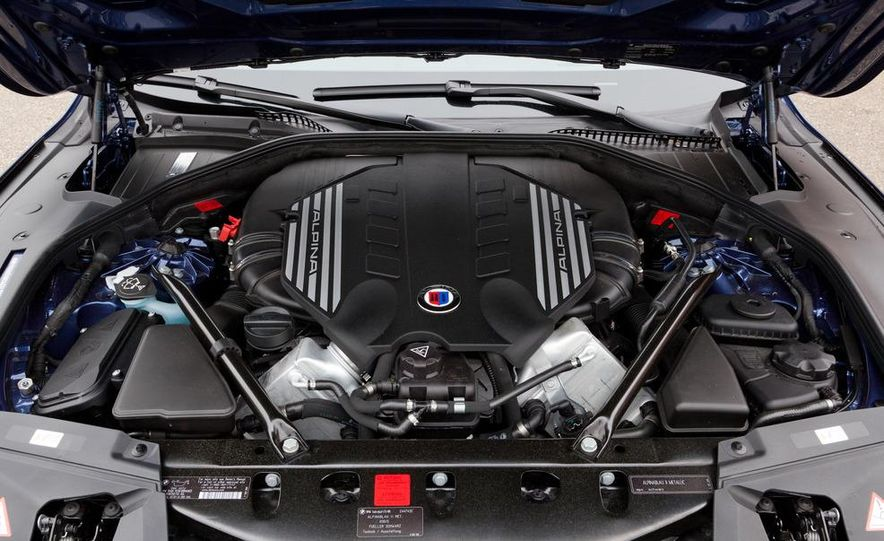 2011 BMW Alpina B7 xDrive - Slide 30