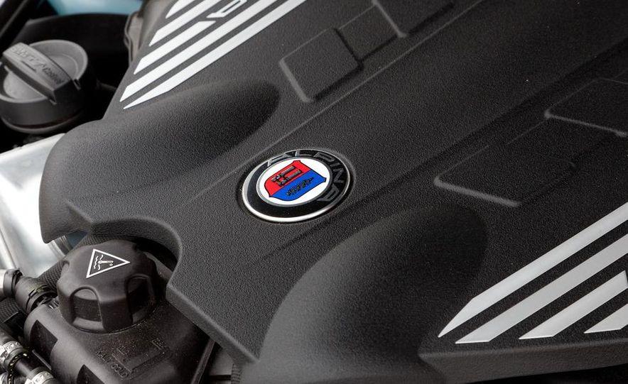 2011 BMW Alpina B7 xDrive - Slide 31