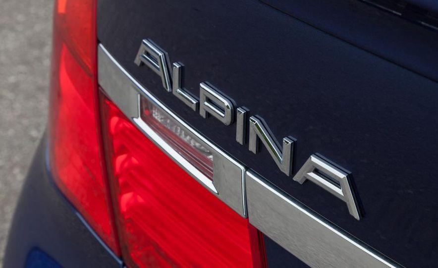 2011 BMW Alpina B7 xDrive - Slide 12