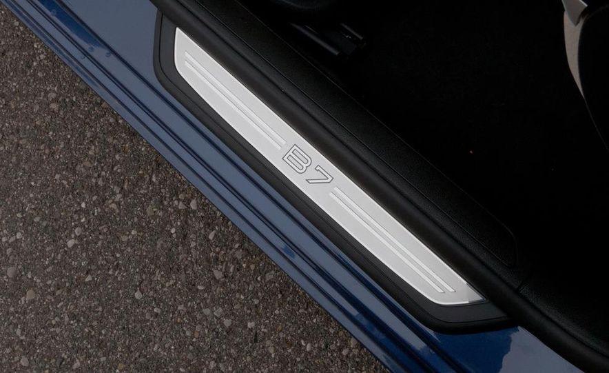 2011 BMW Alpina B7 xDrive - Slide 25