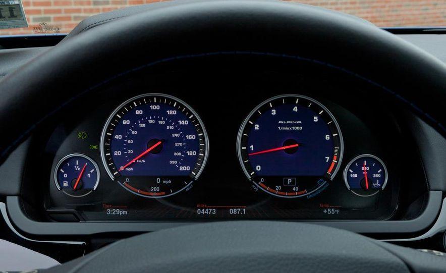2011 BMW Alpina B7 xDrive - Slide 28