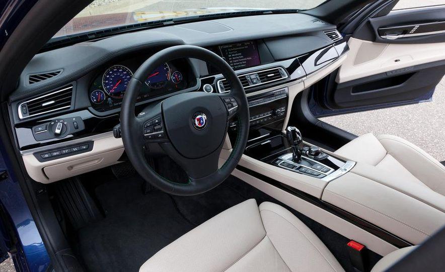 2011 BMW Alpina B7 xDrive - Slide 15