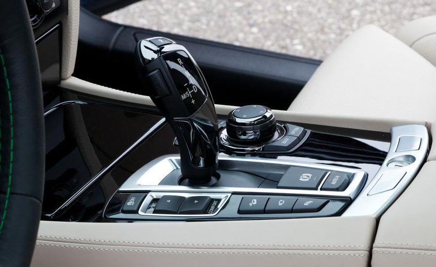 2011 BMW Alpina B7 xDrive - Slide 21